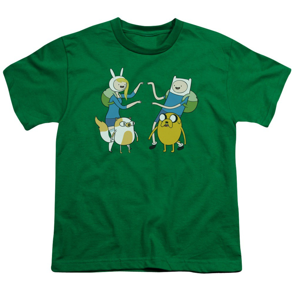 Adventure Time Fionna and Finn Youth Tshirt