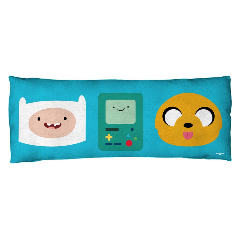 Adventure Time Finn and Jake Body Pillow