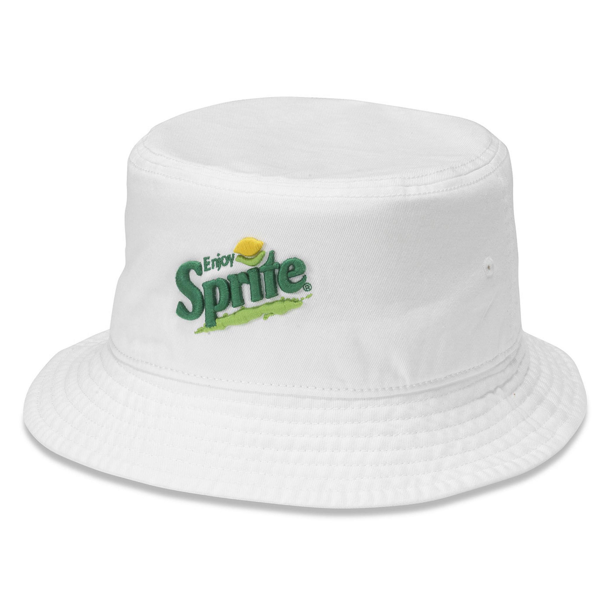Sprite Logo Twill Bucket Hat
