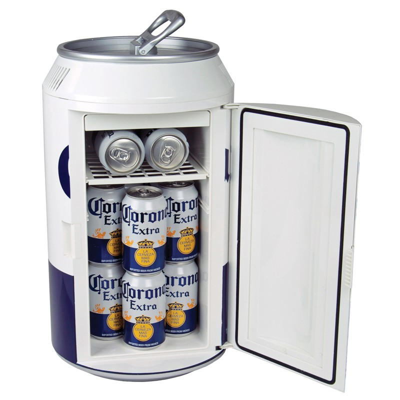Corona Can Cooler Mini Fridge