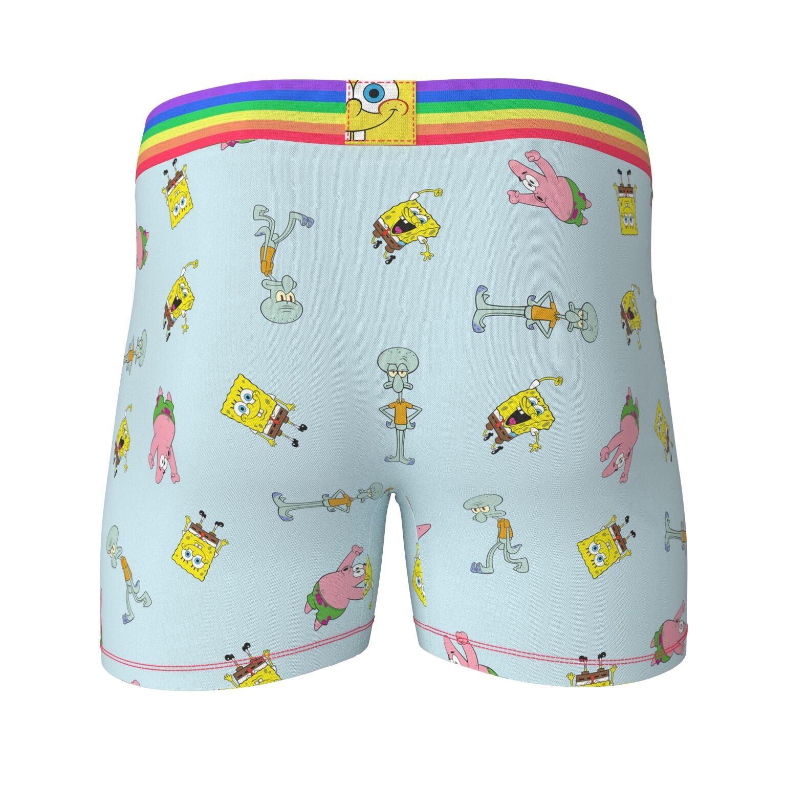 Spongebob Squidward Boxer Briefs