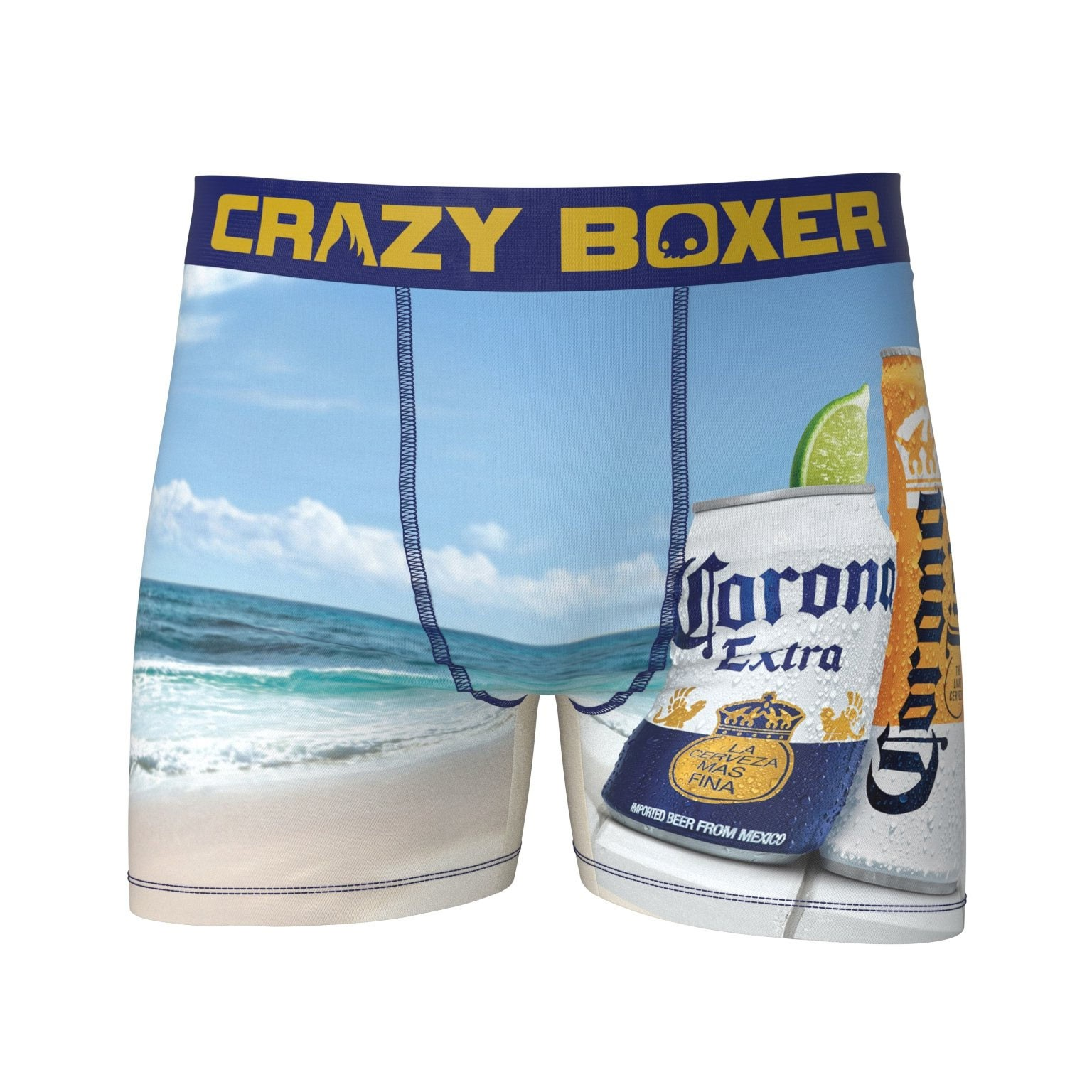Corona Find Your Beach Men's Boxer Briefs
