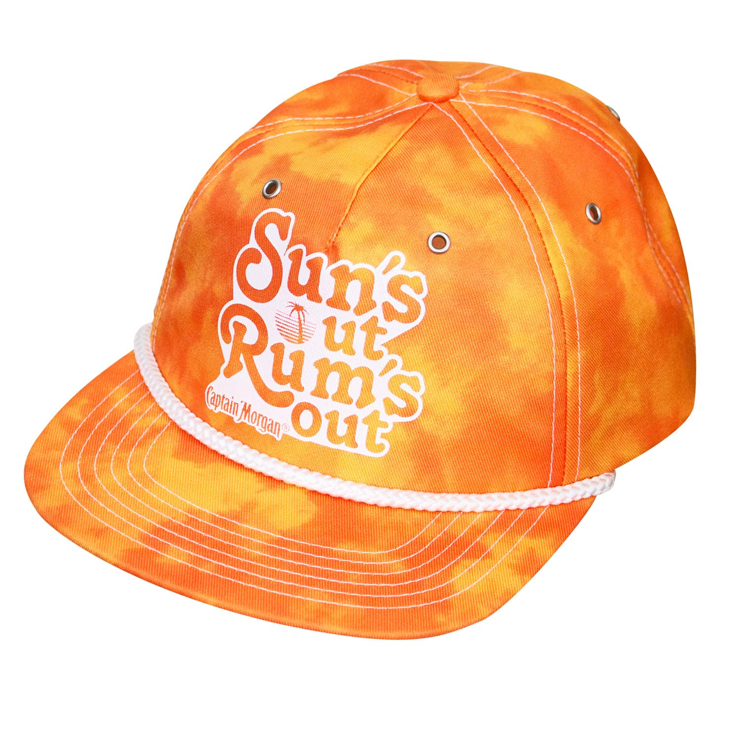 Captain Morgan Suns Out Rums Out Hat