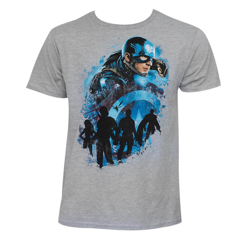 Captain America Civil War Cap Sector Grey
