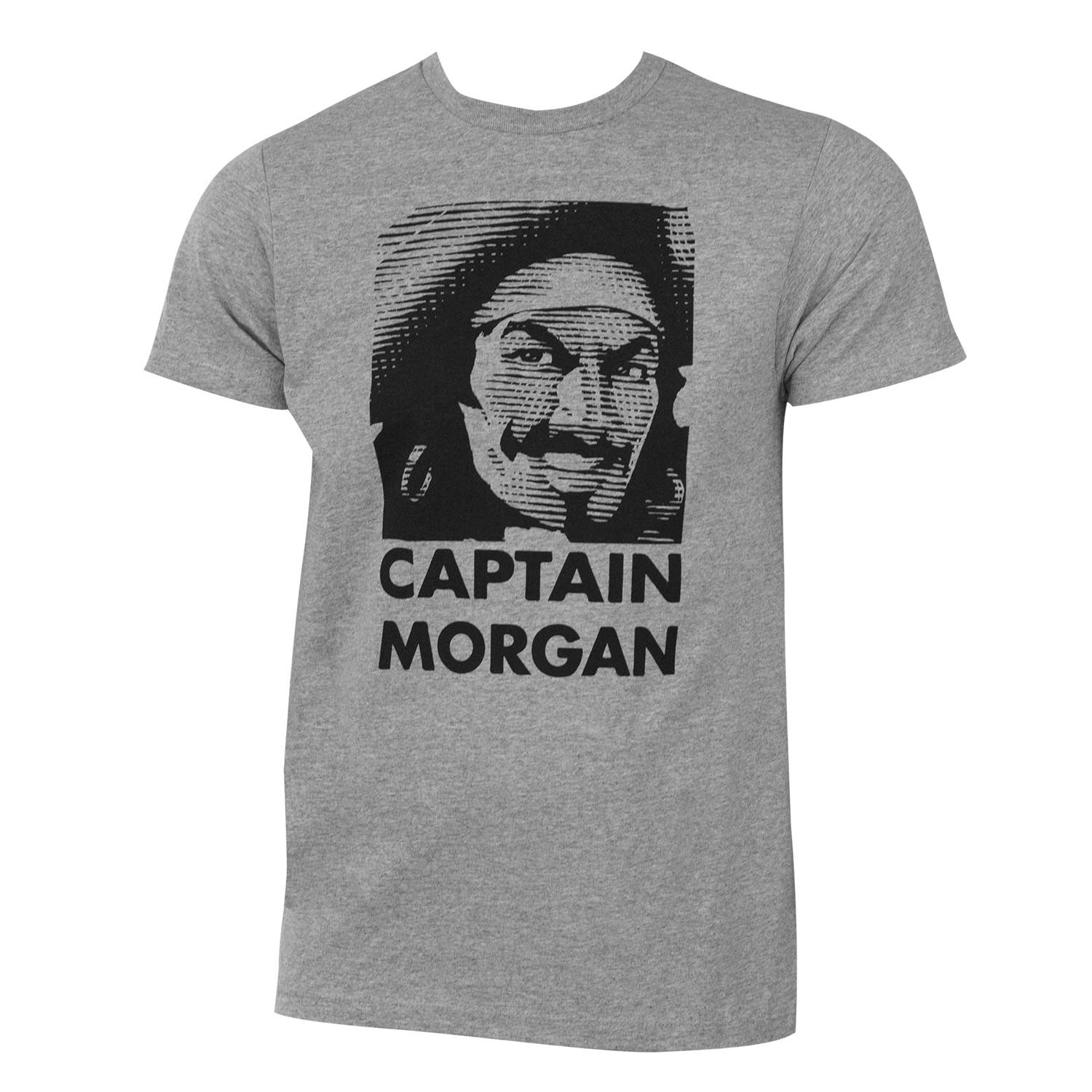 Captain Morgan Face Logo Tee Shirt