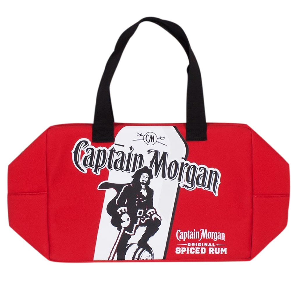 Captain Morgan Treasure Chest Neoprene Cooler Bag