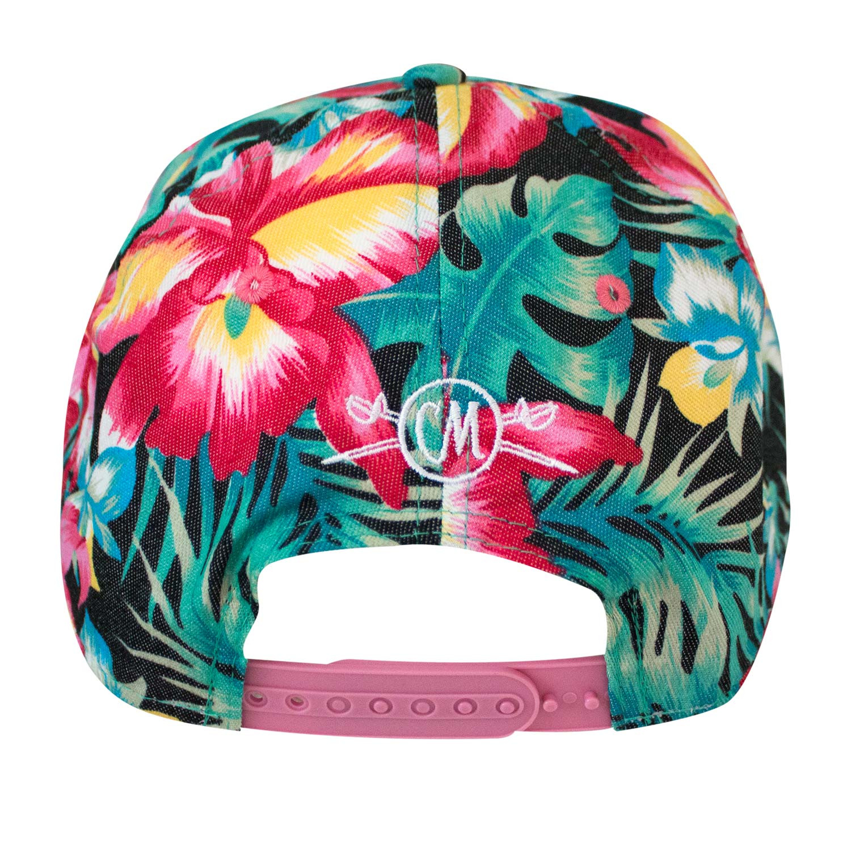 Captain Morgan Floral Women's Hat