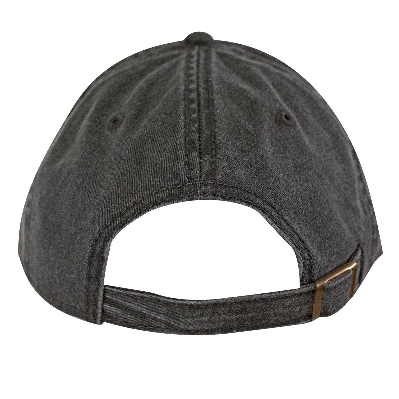 Coca-Cola Black Denim Washed Hat