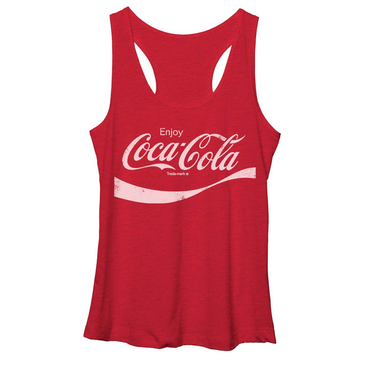Coca-Cola Classic Logo Women's Tank Top
