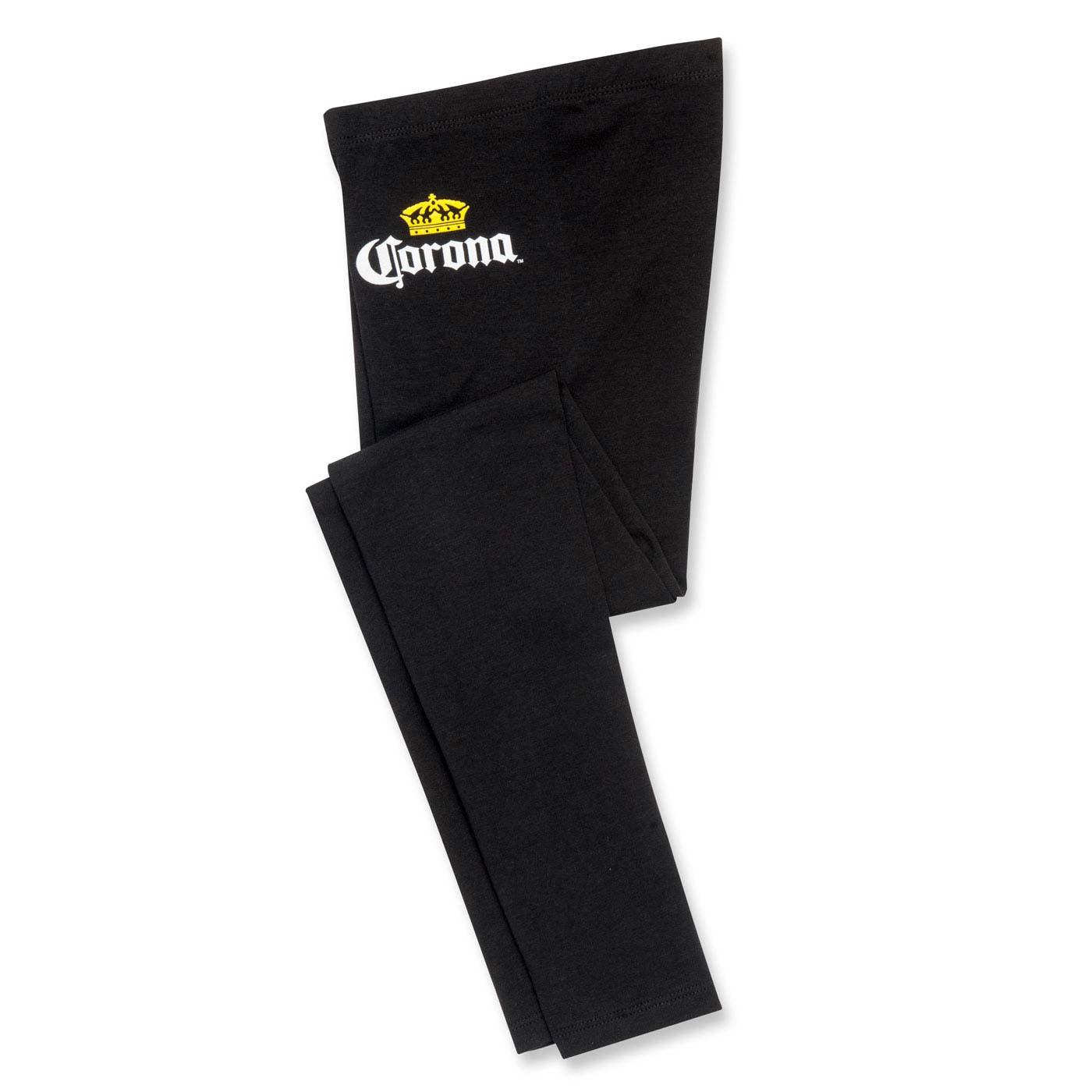 Women's Corona Black Leggings