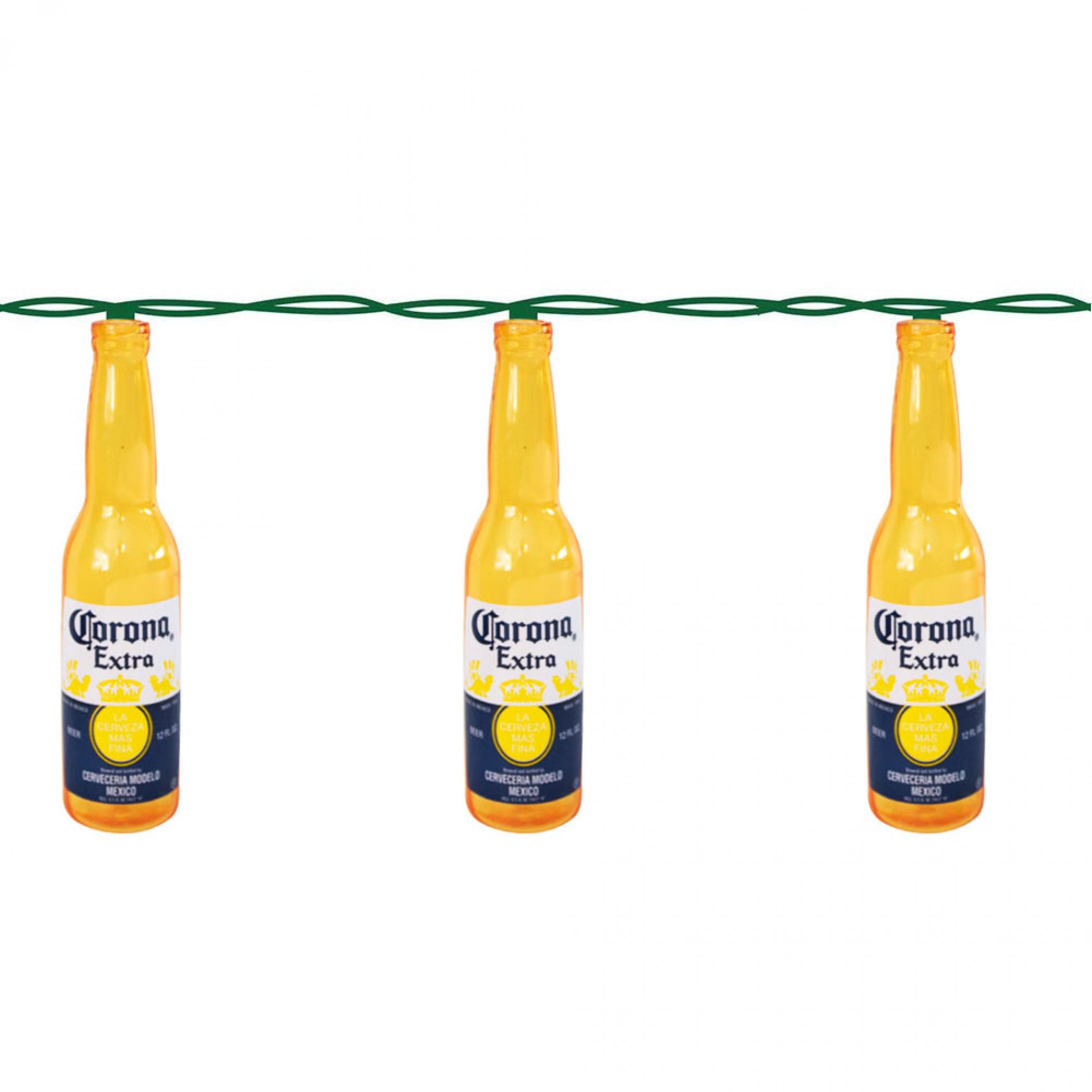 Corona Extra Bottle String Lights