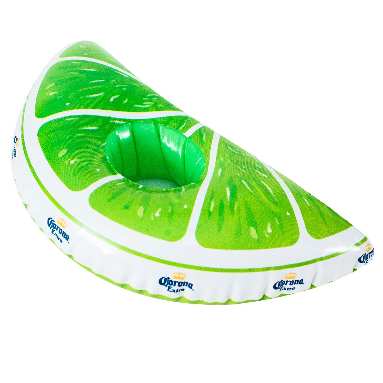 Corona Lime Wedge Floating Can Holder