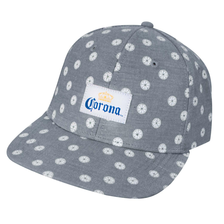 Corona Mini Limes Strapback Hat