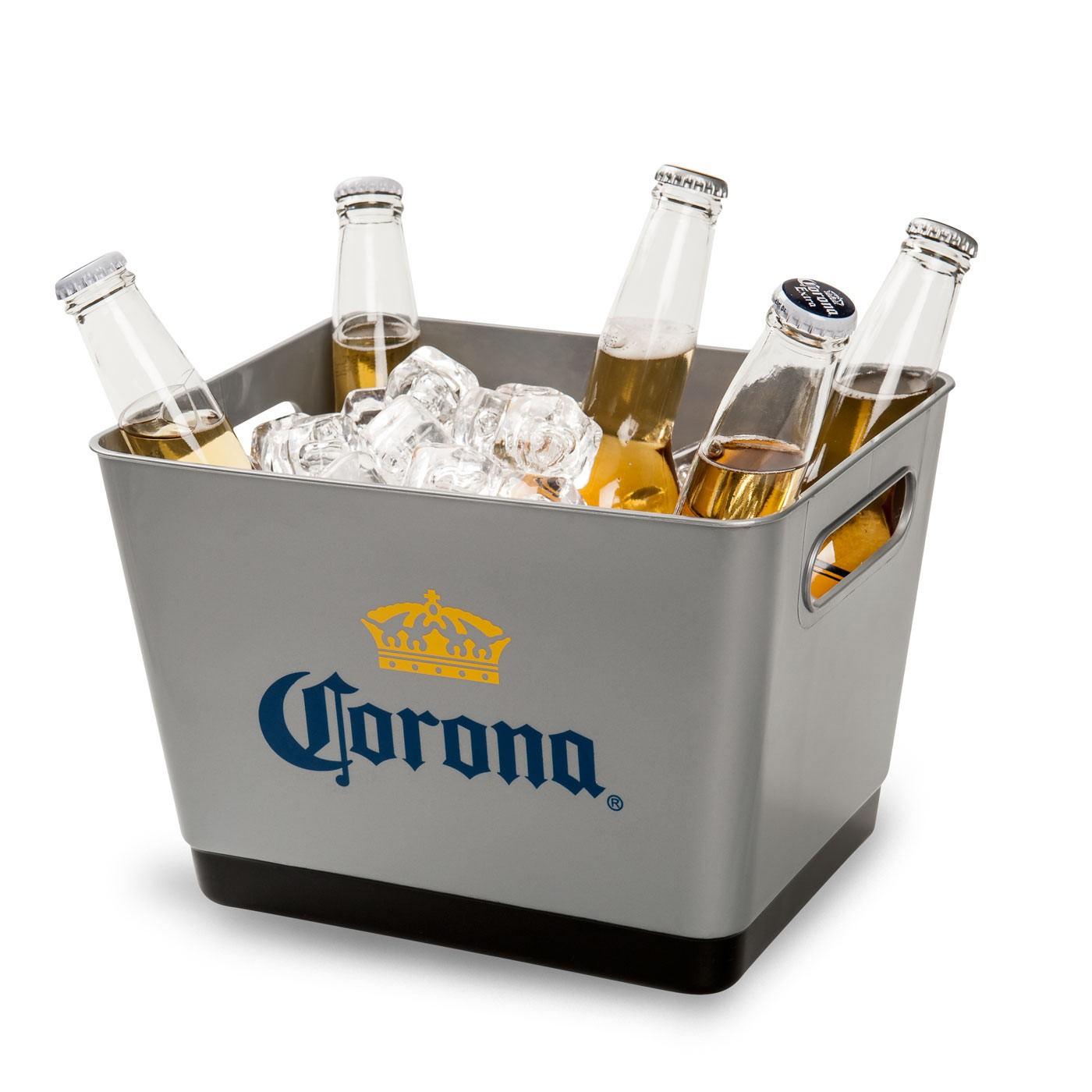 Corona Plastic Cooler Bucket