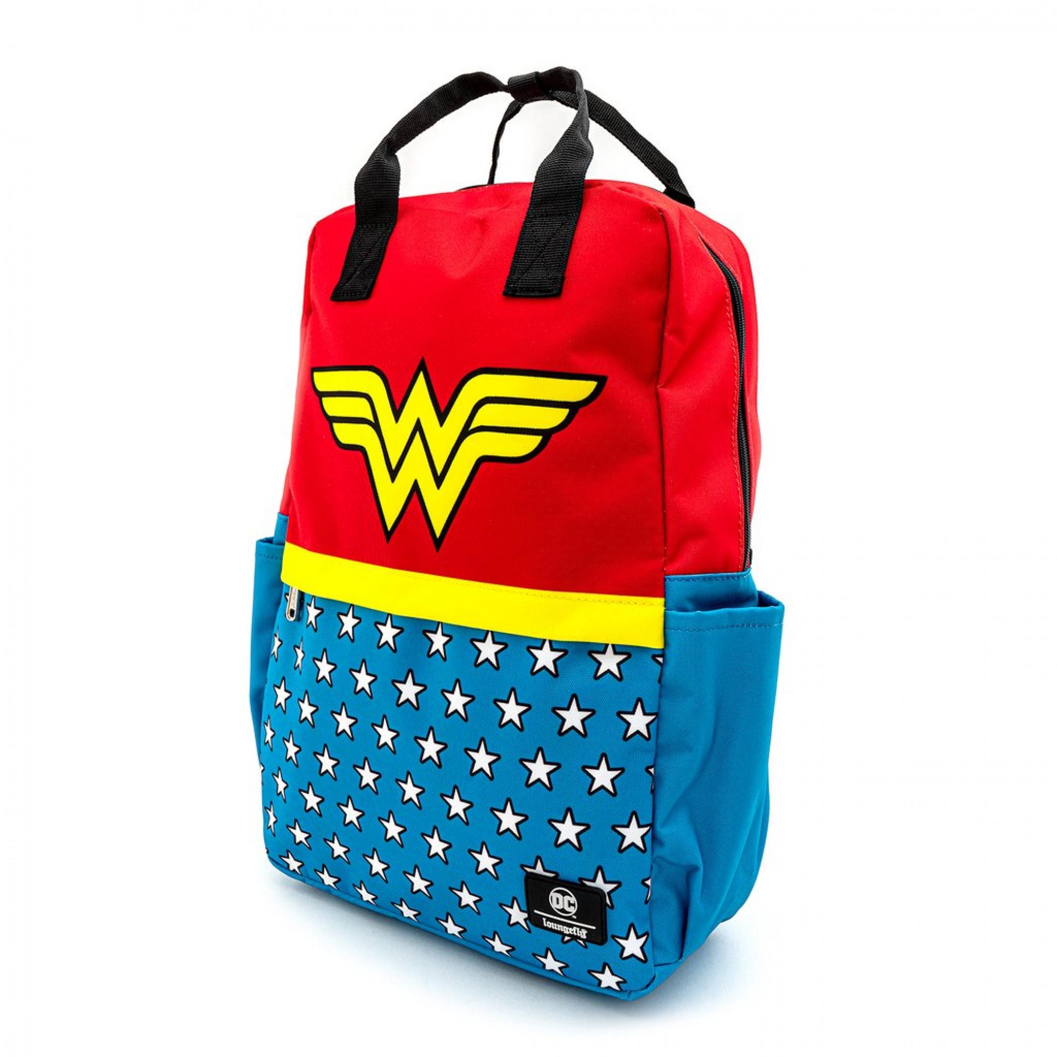 Wonder Woman Vintage Backpack