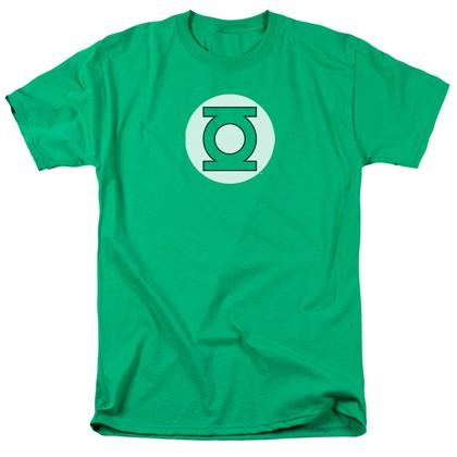 Green Lantern Classic Logo Men's T-Shirt