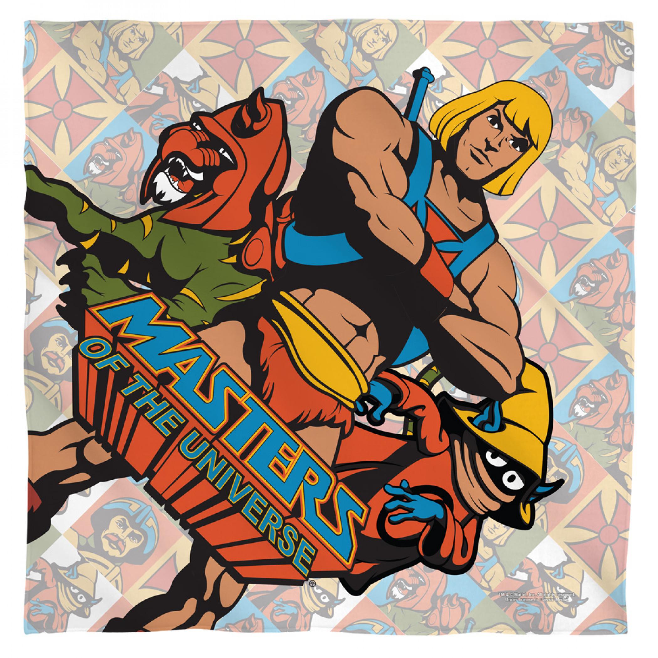 Masters of the Universe He-Man Bandana