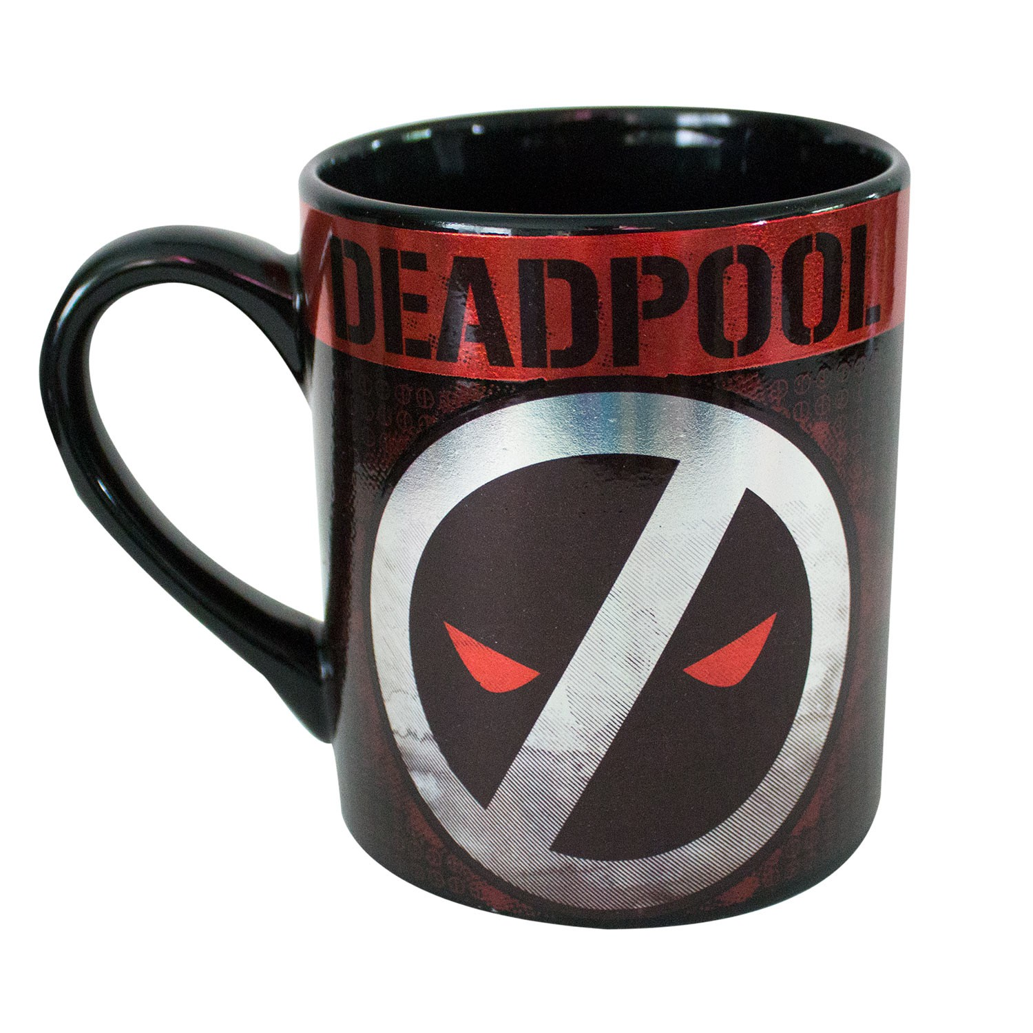 Deadpool Logo 14 Ounce Mug