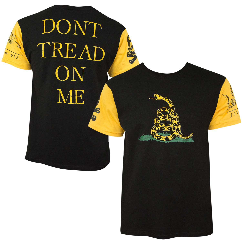 Patriotic Don't Tread On Me Tee Shirt