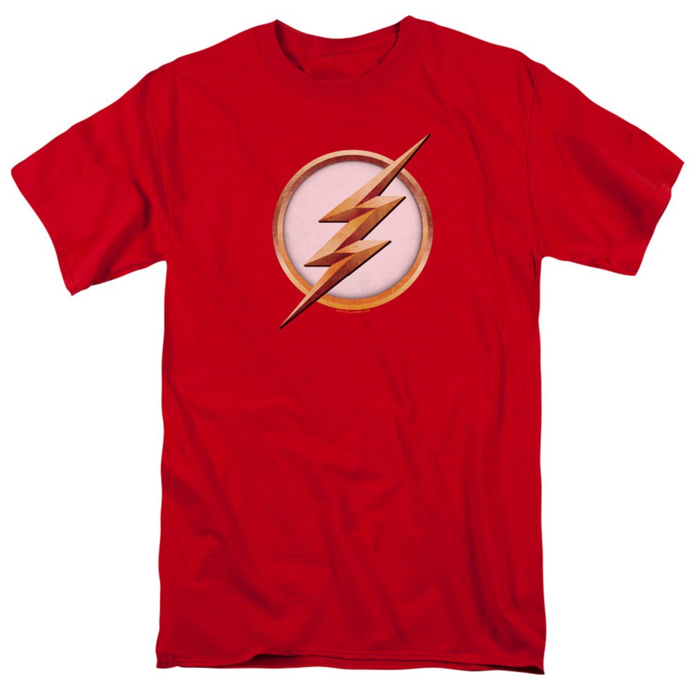 The Flash Season 4 Logo Red T-Shirt