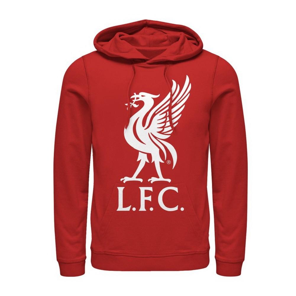 Liverpool Football Club Red Hoodie