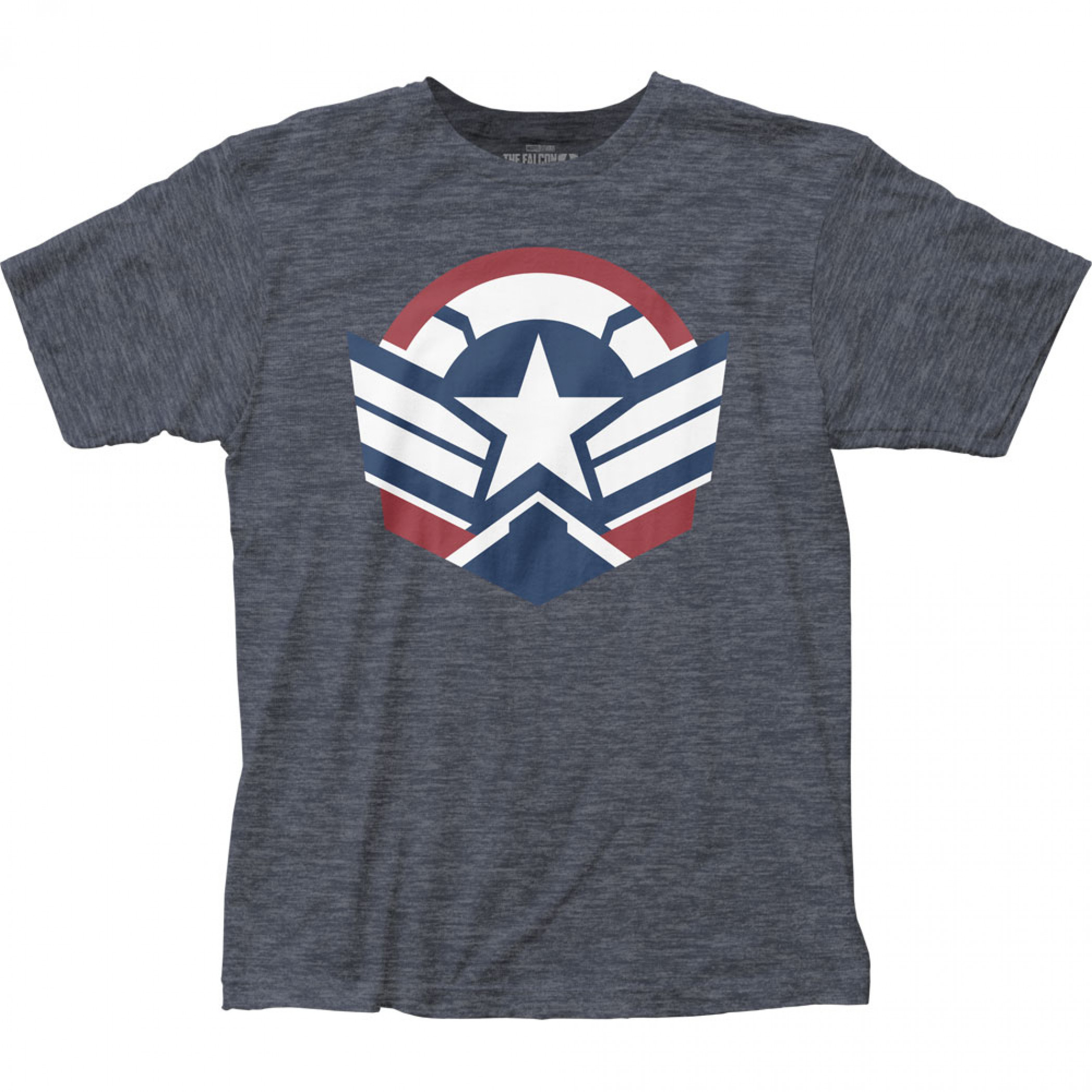 Marvel Studios Falcon and the Winter Soldier New Cap Logo T-Shirt
