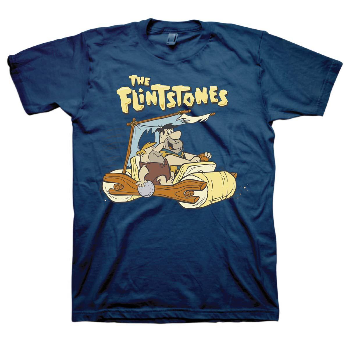 Flintstones Fred And Barney Tee Shirt