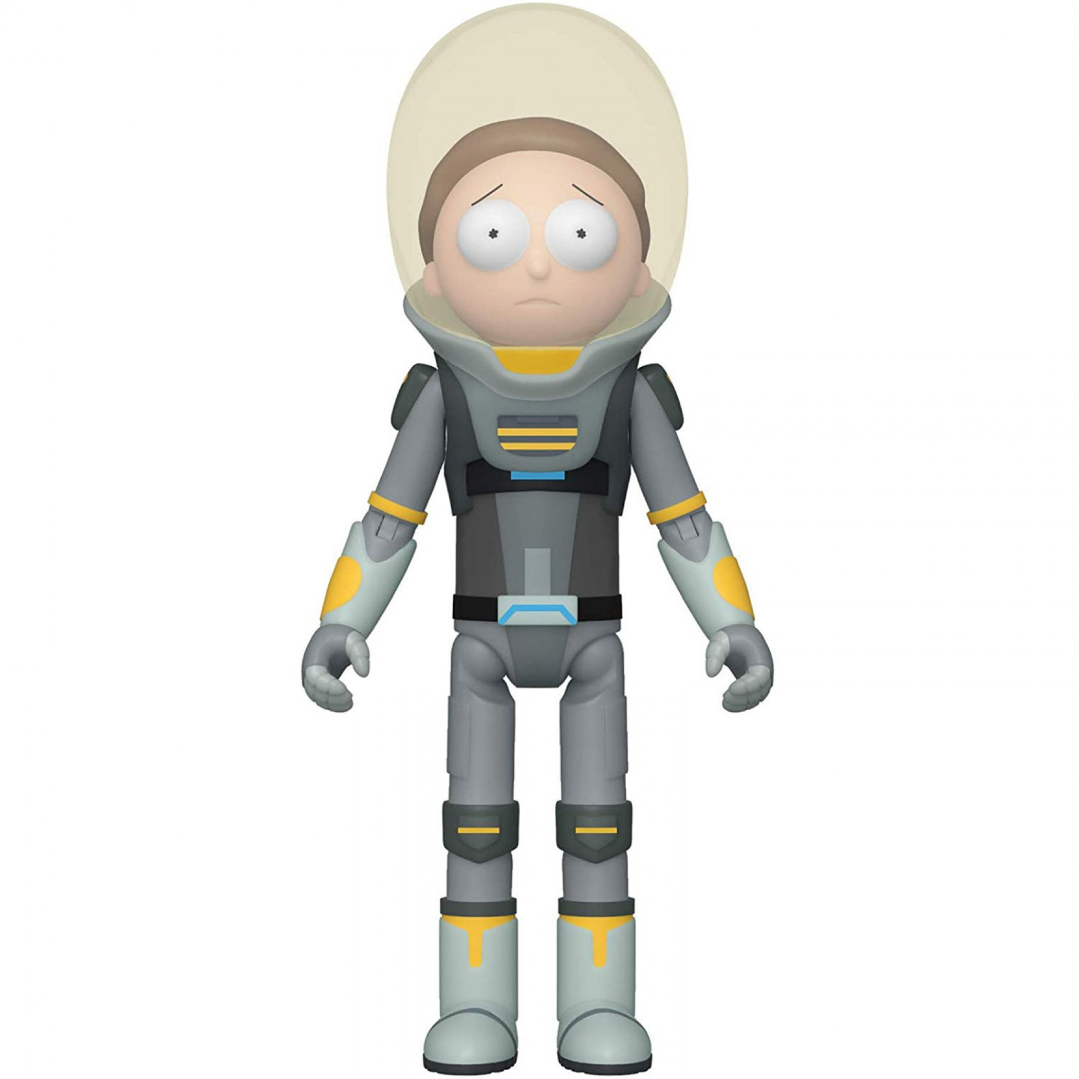 Rick & Morty Space Suit Morty Funko Action Figure