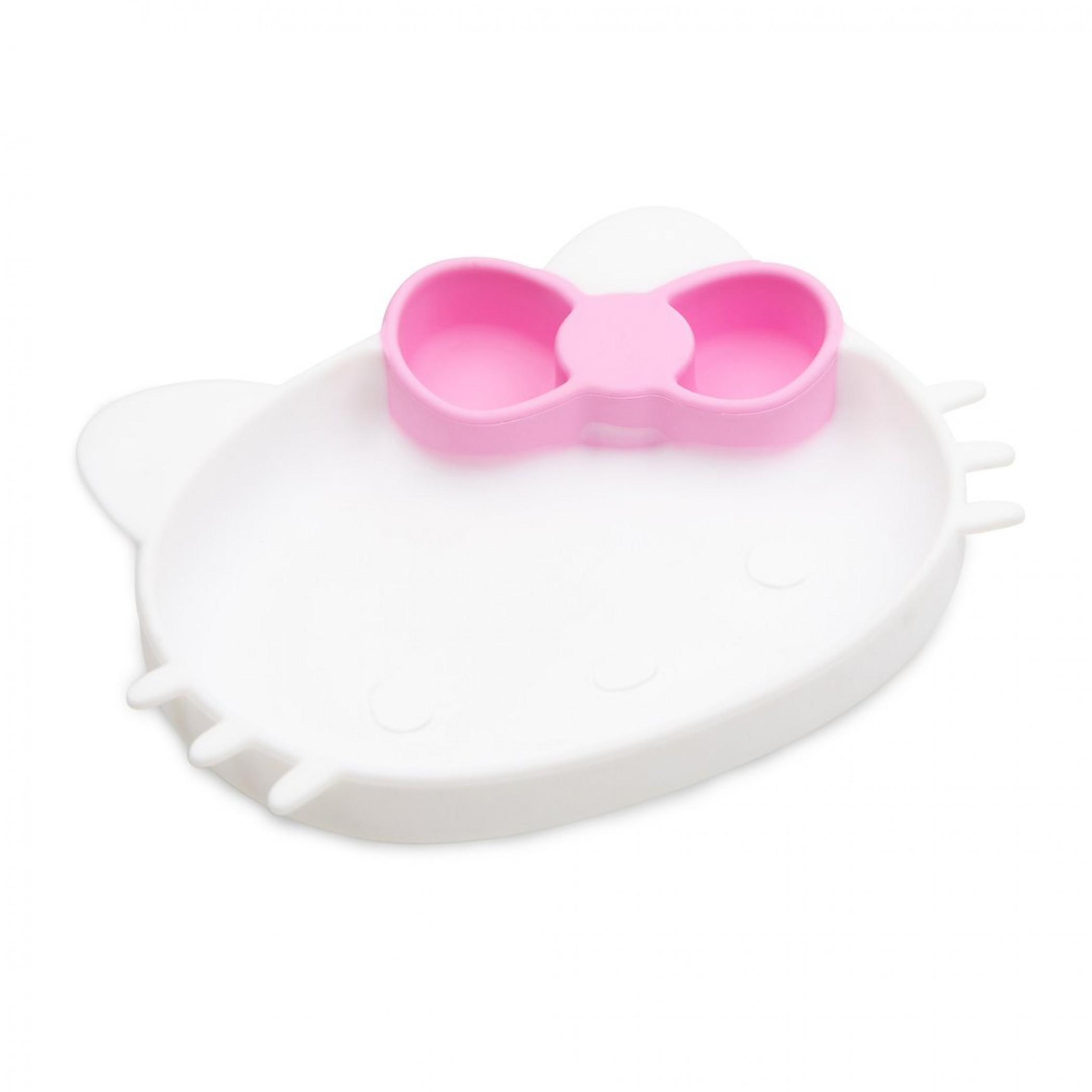 Hello Kitty Silicone Grip Dish