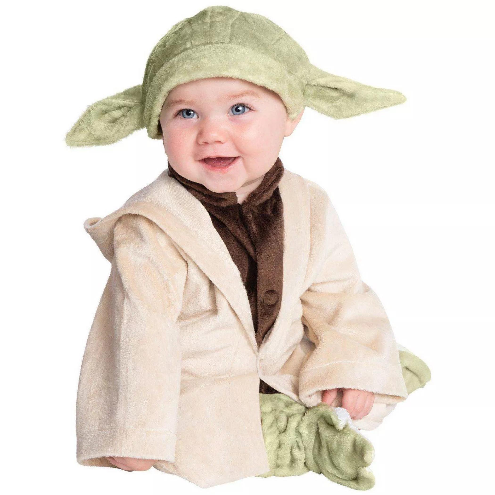 Star Wars Yoda Toddlers Costume