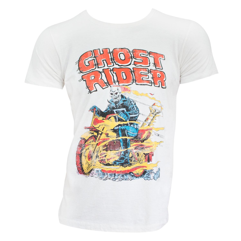 Ghost Rider Hell On Wheels Tee Shirt