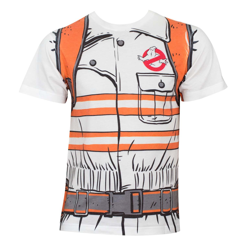 Ghostbusters Costume Tee Shirt