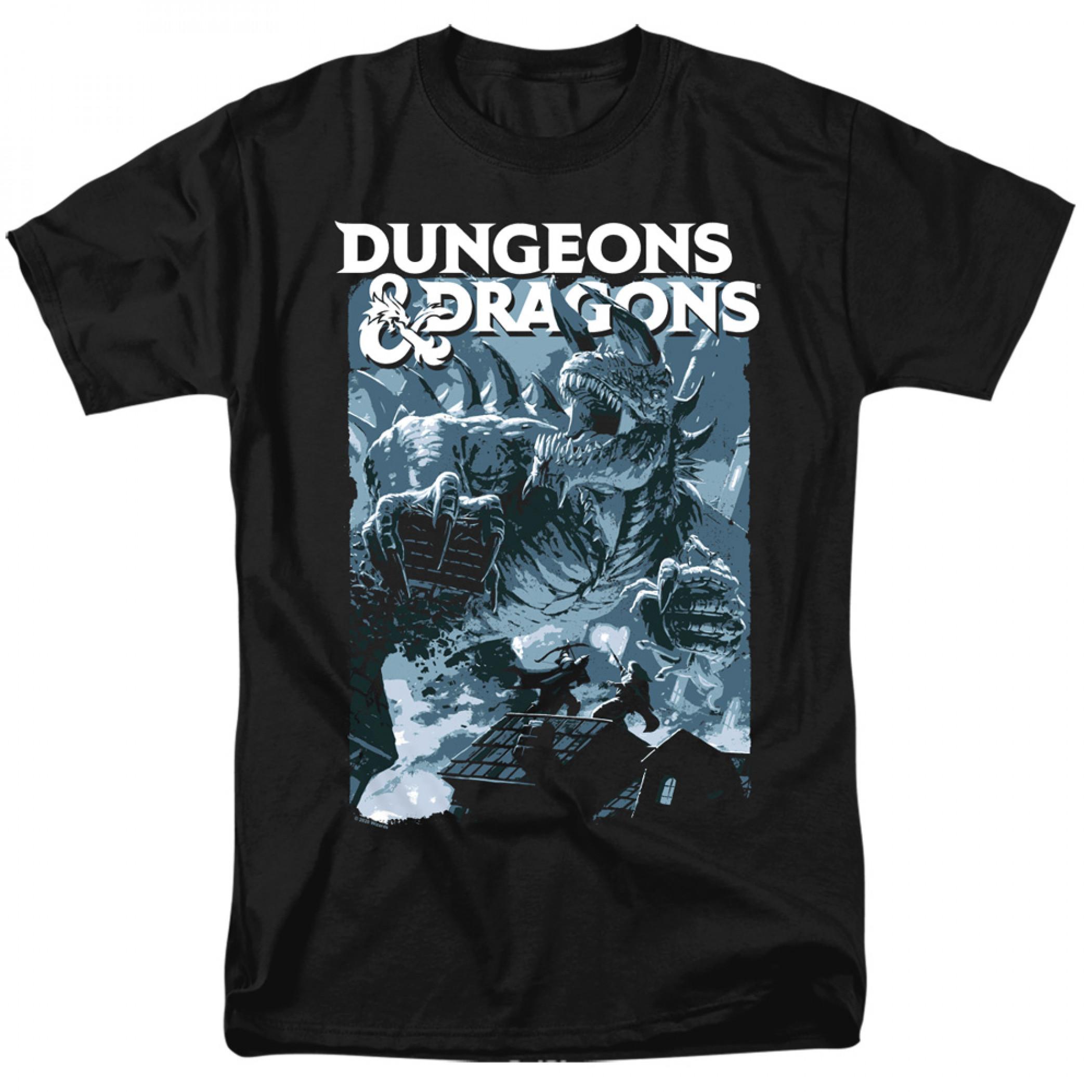 Dungeons & Dragons Tarrasque T-Shirt