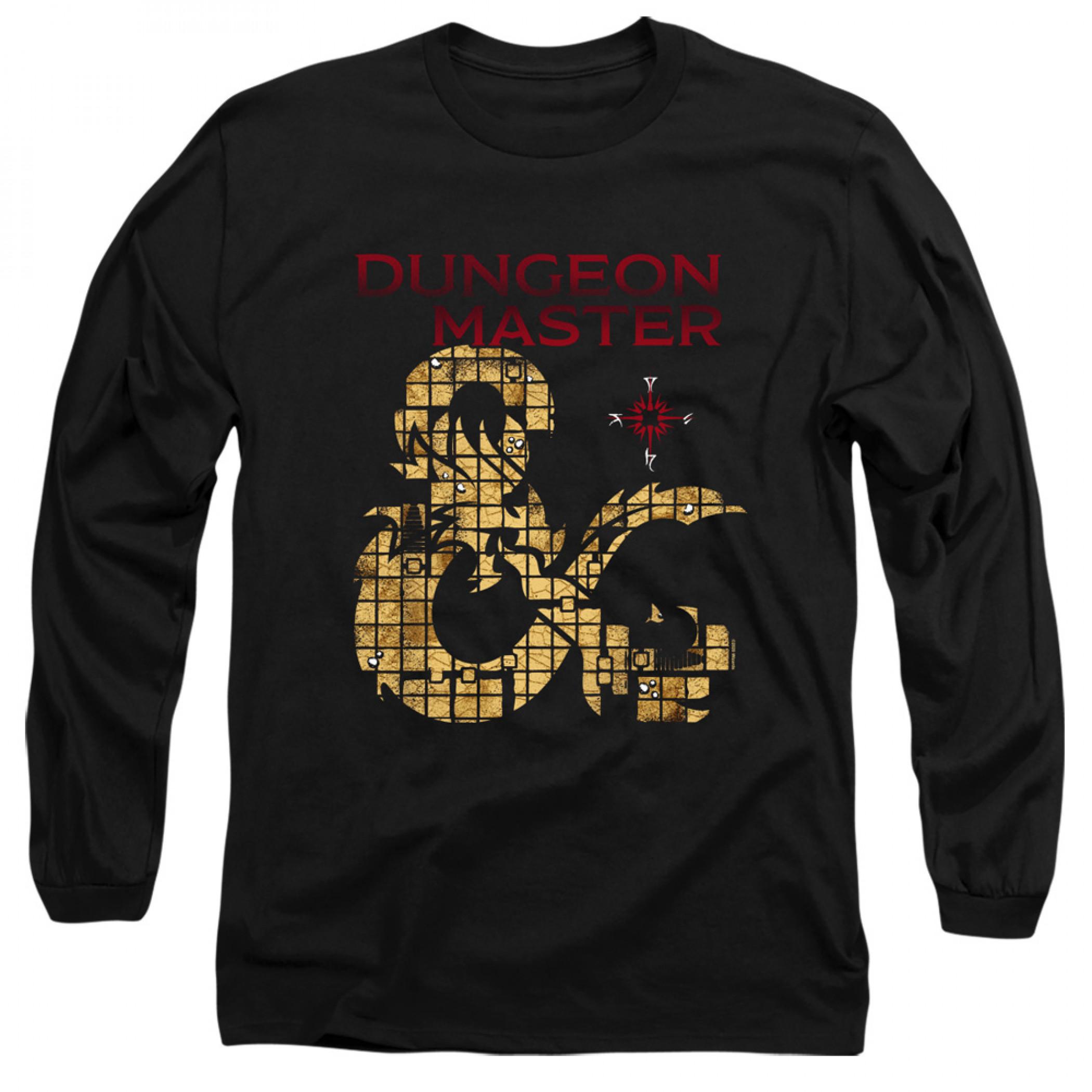 Dungeons & Dragons Dungeon Master Long Sleeve Shirt