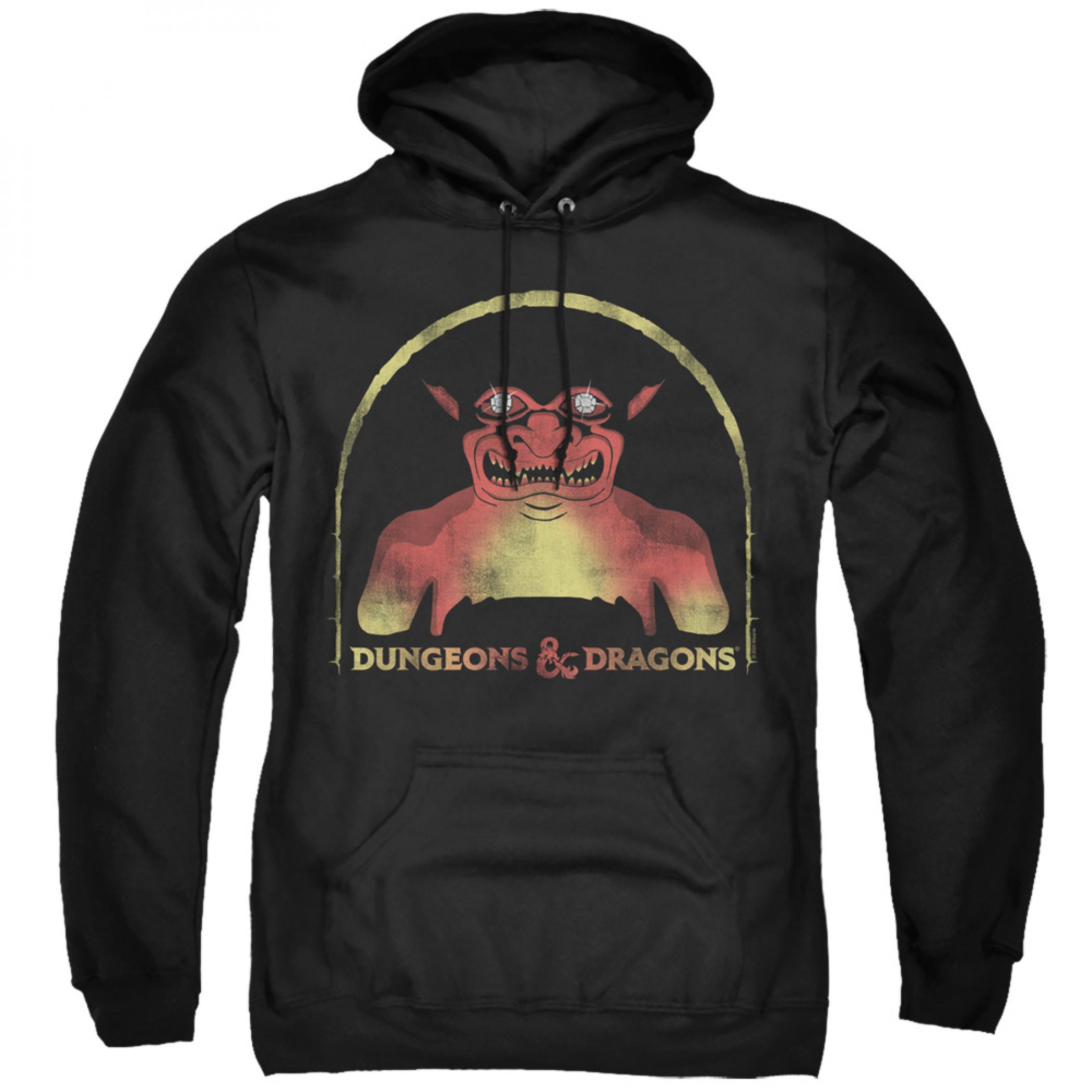 Dungeons & Dragons Old School Hoodie
