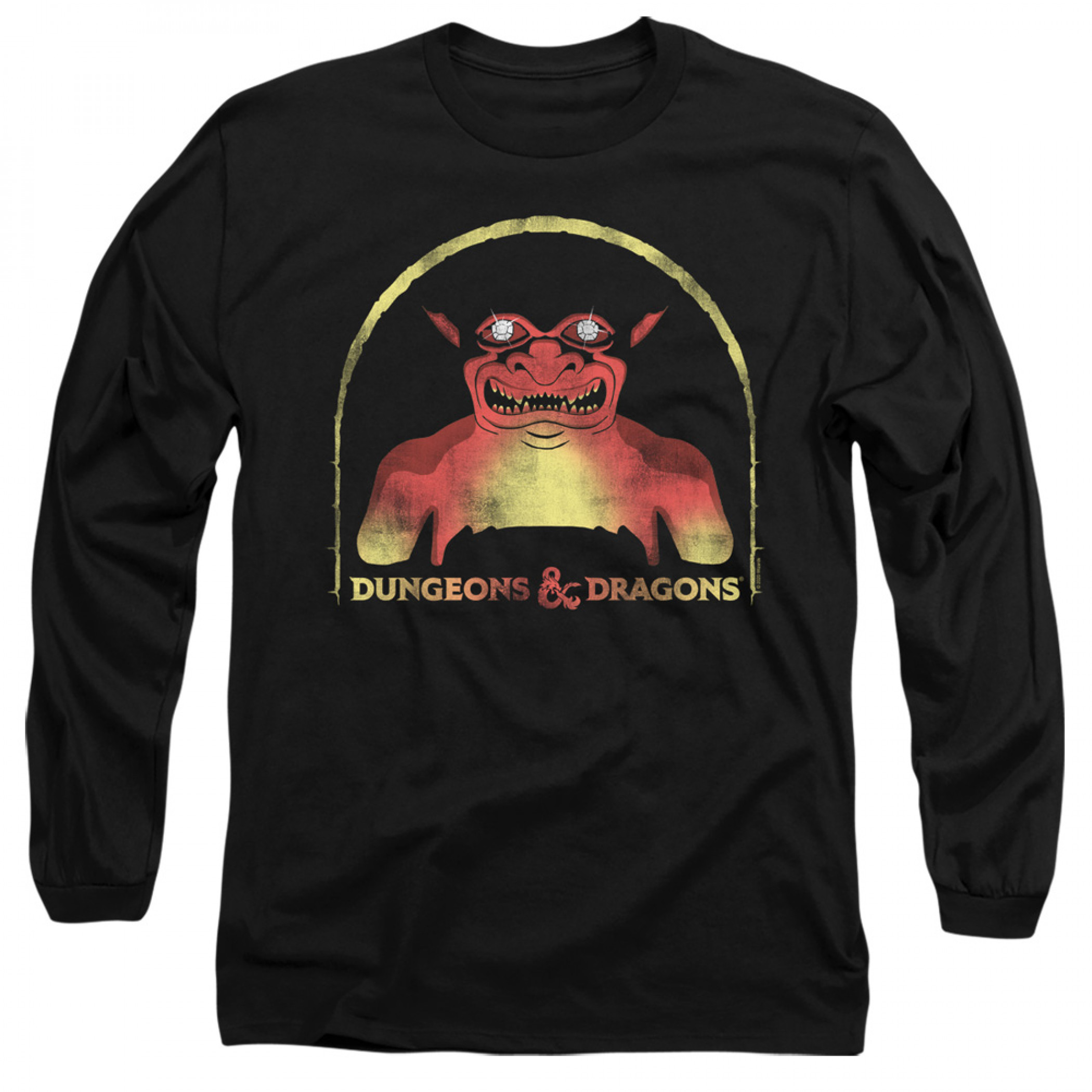 Dungeons & Dragons Old School Long Sleeve Shirt
