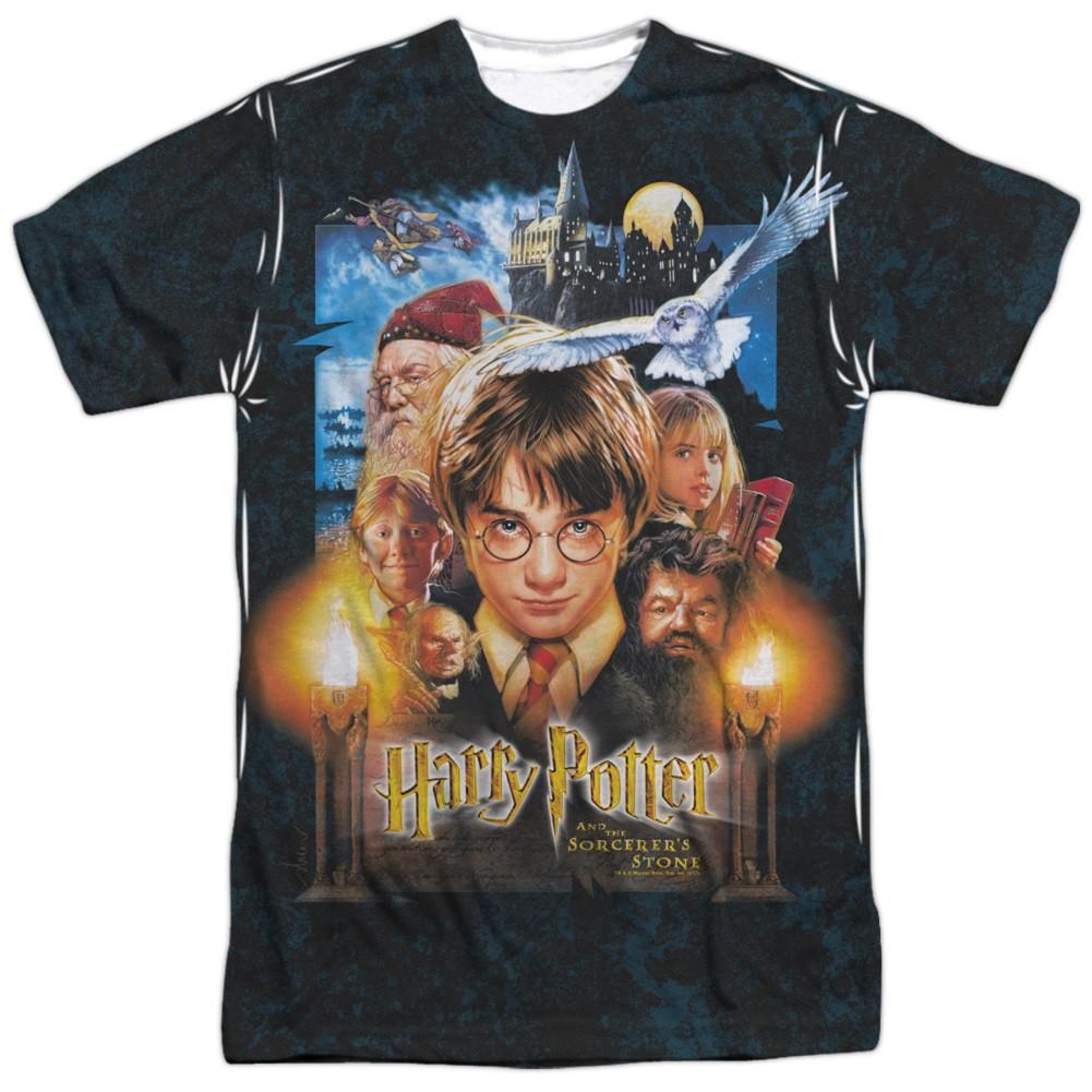 Harry Potter Movie Poster Tshirt