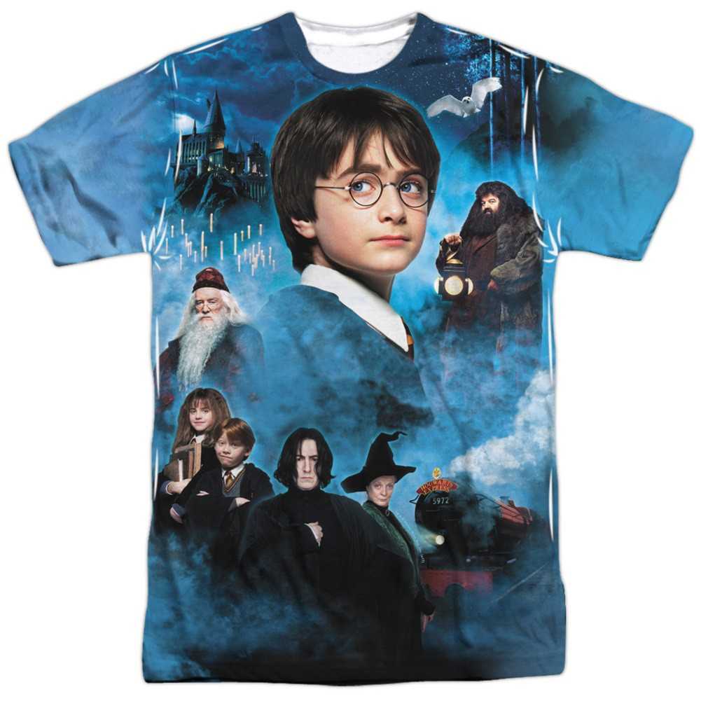 Harry Potter First Year Tshirt