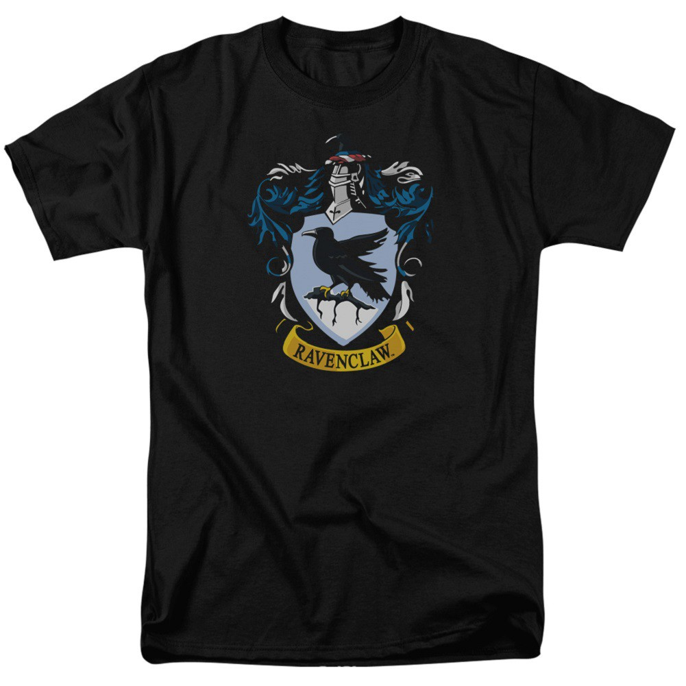 Harry Potter Ravenclaw Crest Tshirt