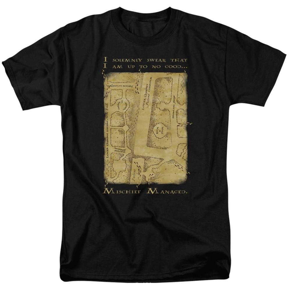 Harry Potter Marauder's Map Tshirt