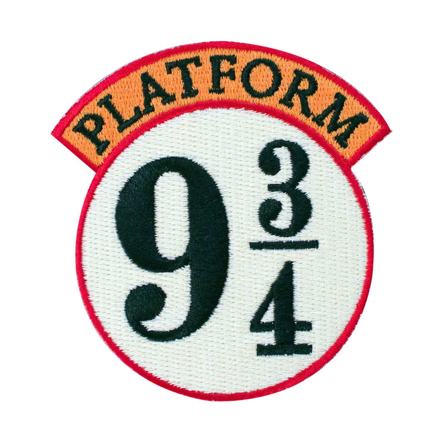 Harry Potter Platform 9 3/4 Iron On Patch