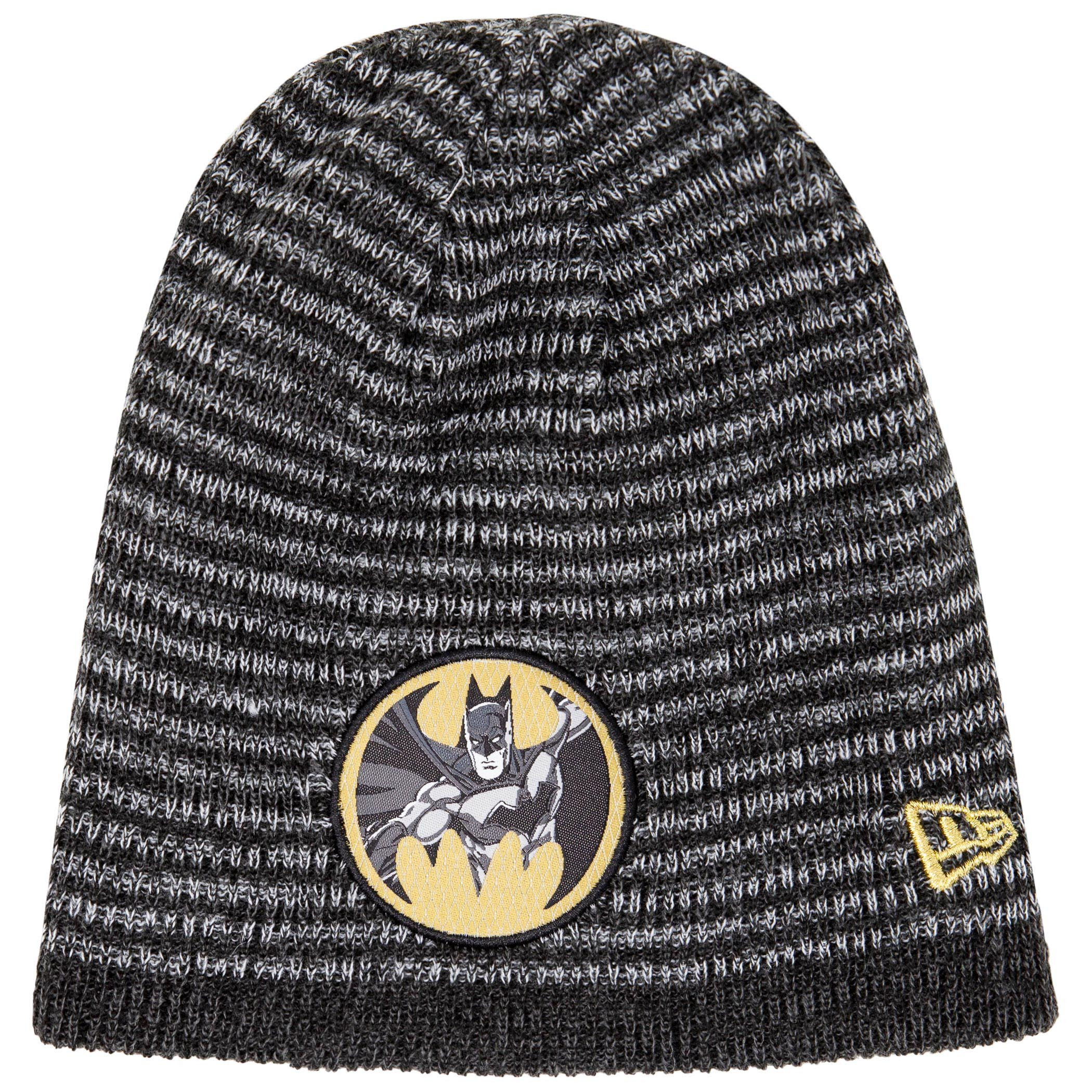 Batman 80th Hero & Villain Reversible New Era Beanie