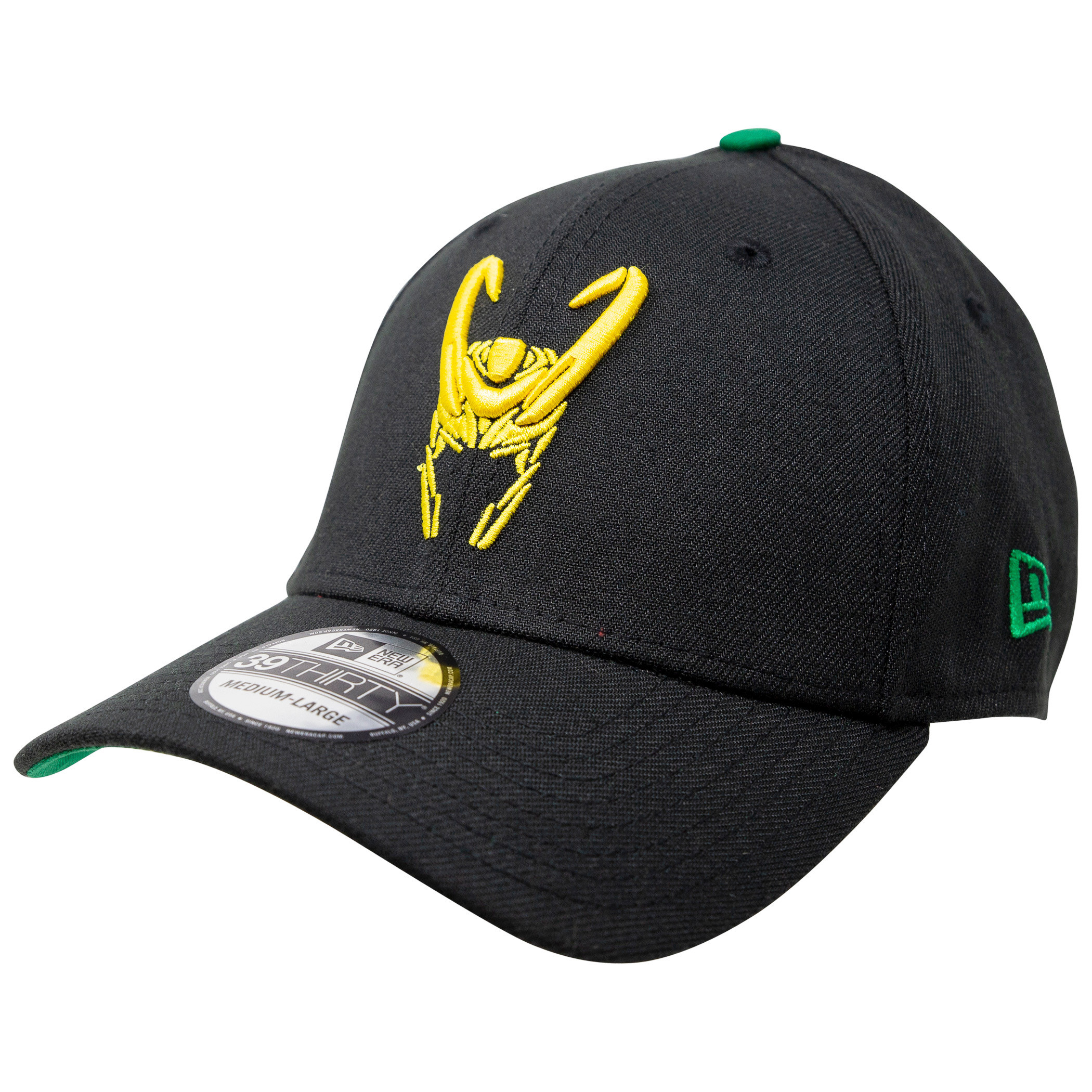 Loki Helmet New Era 39Thirty Fitted Hat