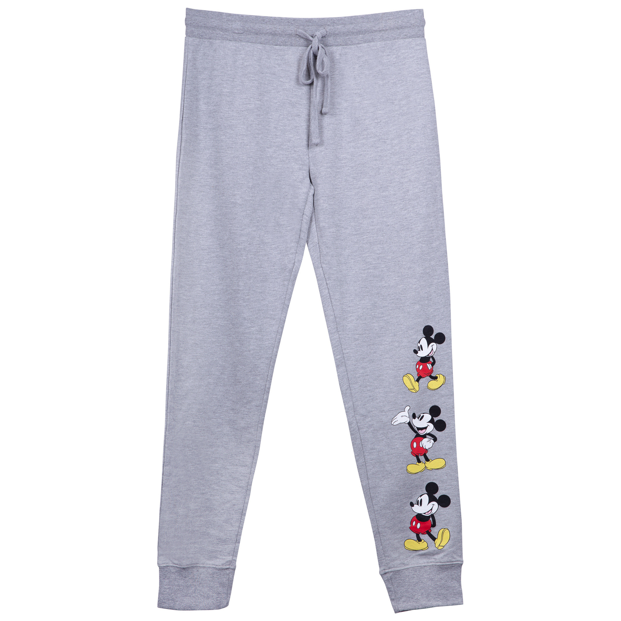 Mickey Mouse Women's Grey Sweatpants