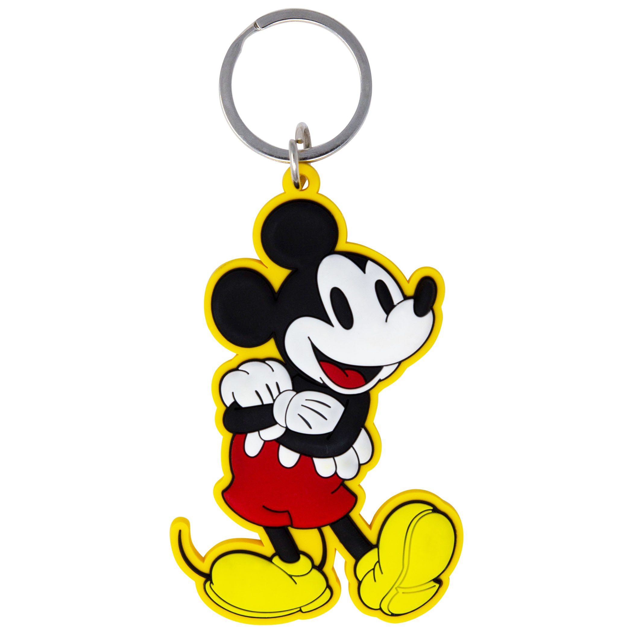 Mickey Mouse Laser Cut Keychain