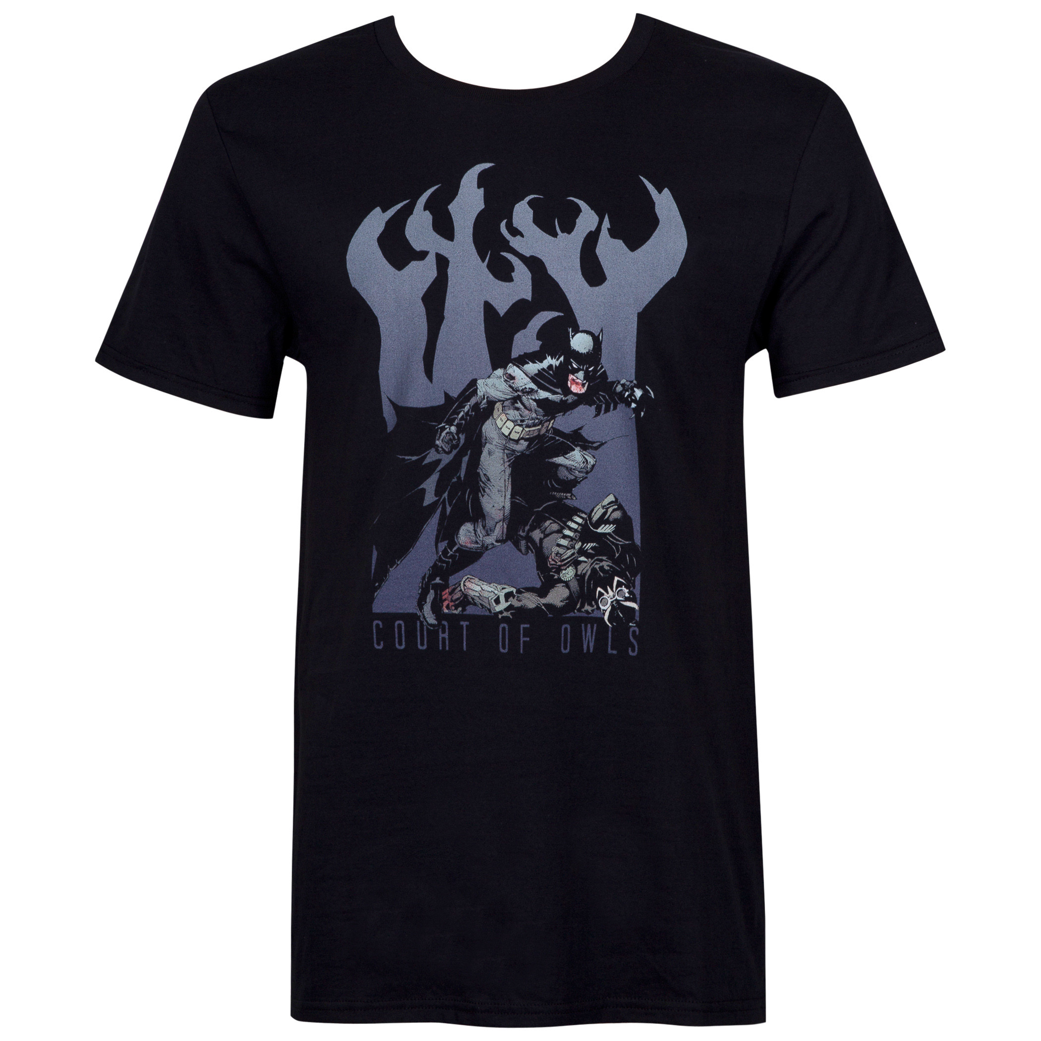 Batman Court of Owls Talon Strikes Men's T-Shirt