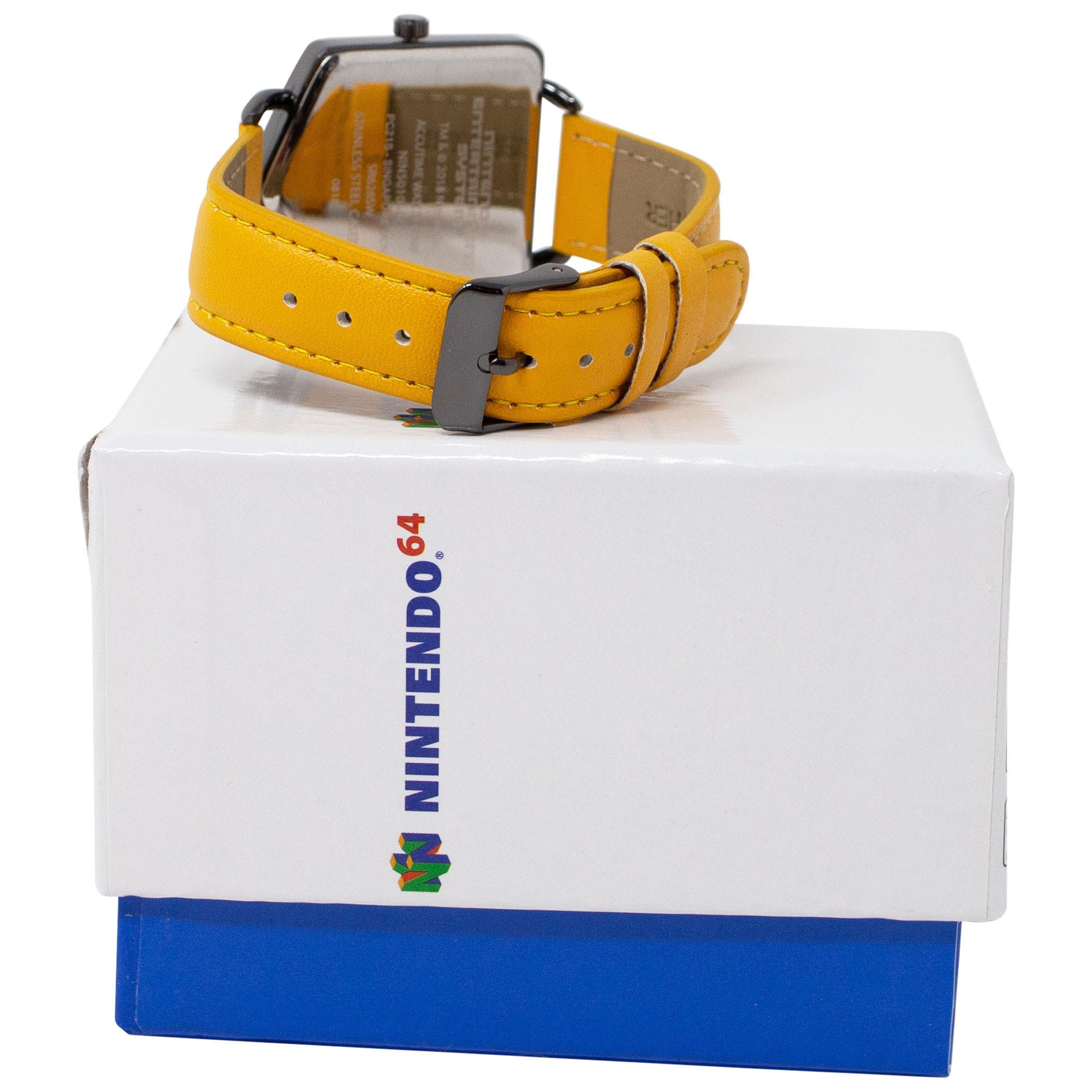 Nintendo 64 Symbol Watch