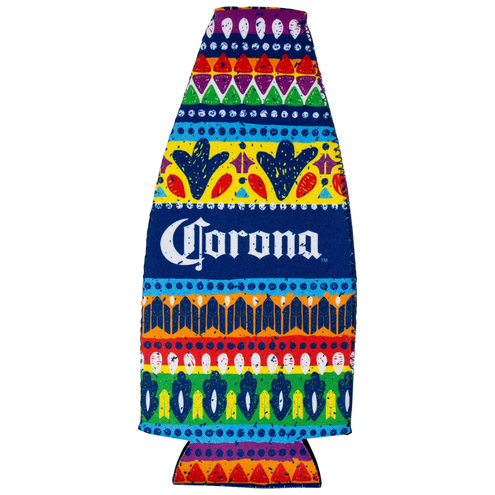 Corona Extra 12 Ounce Colorful Bottle Cooler.