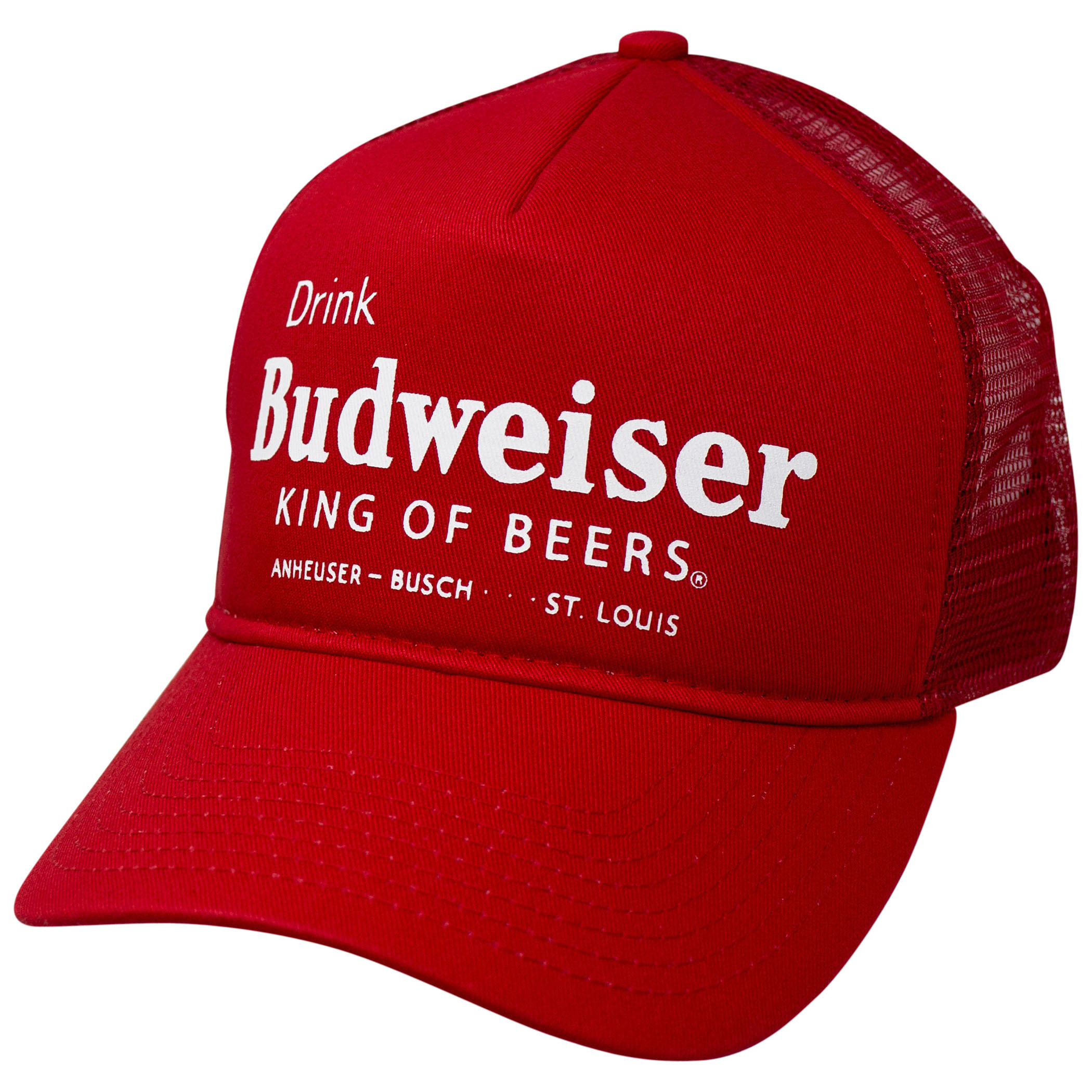 Budweiser King Of Beers Trucker Hat