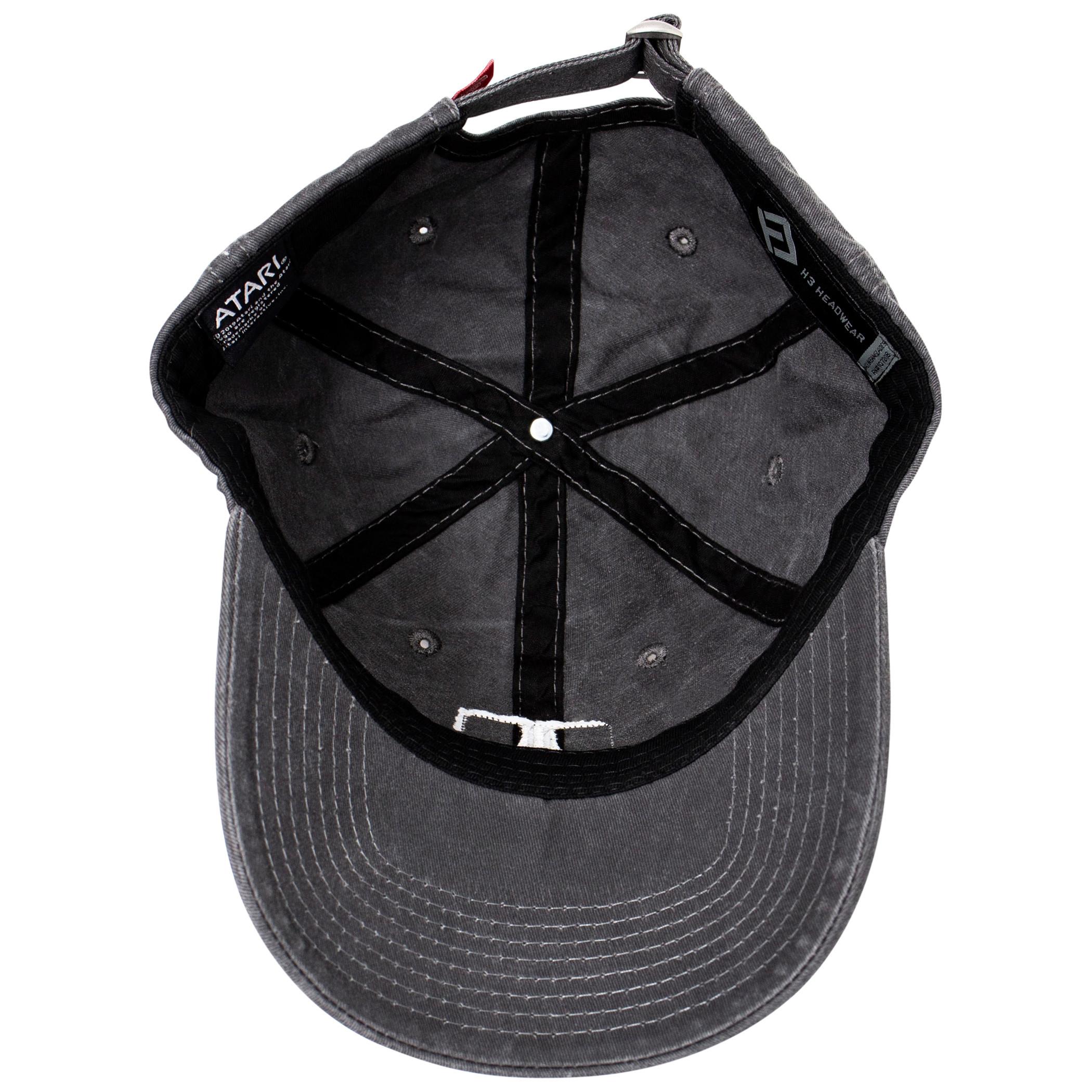 Atari Logo Adjustable Dad Hat